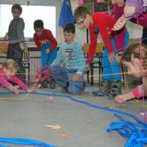 Játék az osztályban