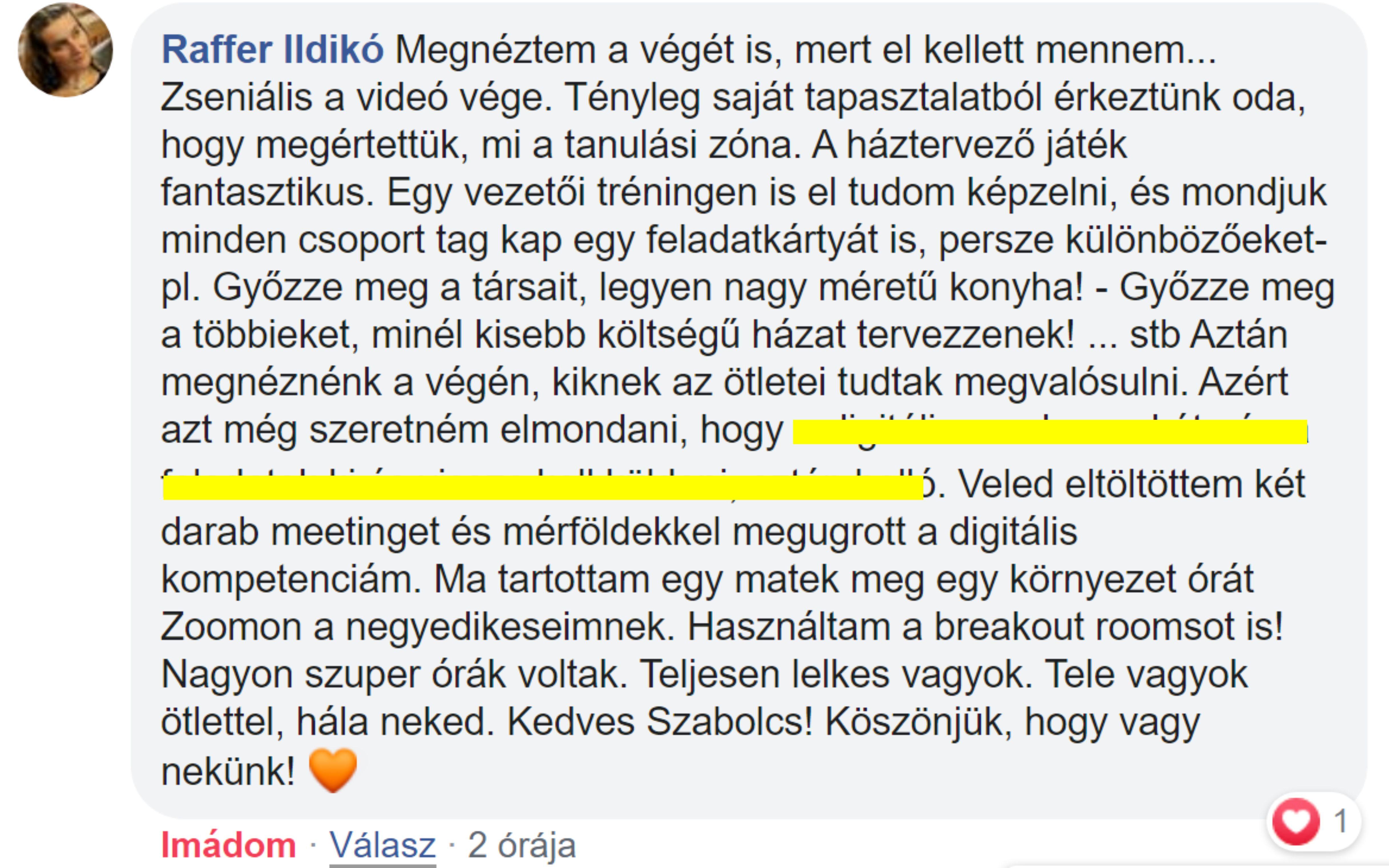 Raffai Ildikó